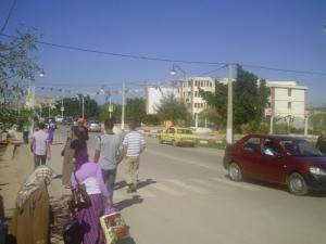 محطة النقل البري بمدينة الطارف