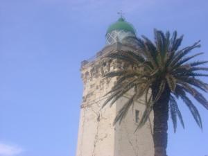 المنارة الملاحية الكبيرة لساحل دليس