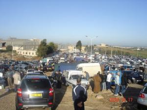 سوق السيارات بمدينة بومرداس