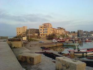 ميناء الصيد البحري ببلدية زموري البحري