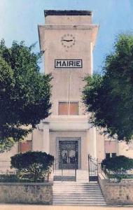 دار بلدية بومرداس في الفترة الإستعمارية