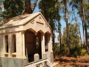 المقبرة المسيحية لمدينة بومرداس