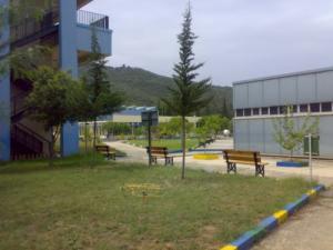شركة بناء بمدينة بني عمران