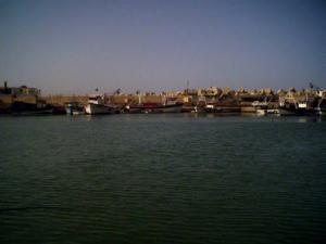 ميناء بلدية زموري (ولاية بومرداس)