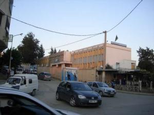 عيادة متعددة الخدمات بمدينة بومرداس