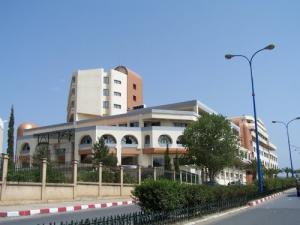 مركز تجاري بوسط مدينة بومرداس