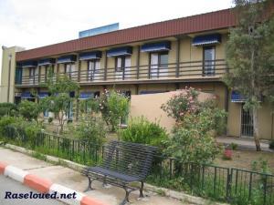 المستشفى المركزي لمدينة راس الواد