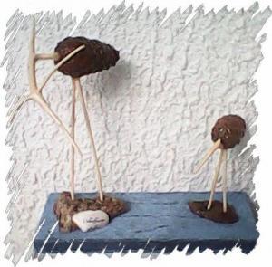 la mini-sculpture