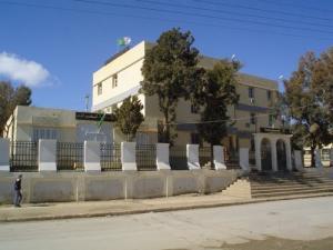 دار بلدية حسناوة
