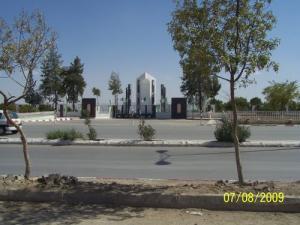نصب تذكاري لشهداء ثورة التحرير بمدينة برج بوعريريج
