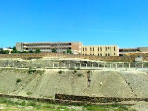 صوة لثانوية بوعافية ببلدية حسناوة