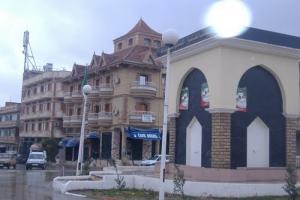 ساحة الوئام المدني بمدينة برج بوعريريج