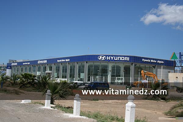 hyundai oran nouveaux showrooms de concessionnaires route. Black Bedroom Furniture Sets. Home Design Ideas
