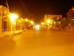 صورة ليلية لشوارع إليزي
