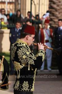 Troupe Manara de Cherchell, Parade populaire de groupe folkloriques algériens aux cérémonies de clôture de Tlemcen capitale de la culture islamique 2011 (21/04/2012)