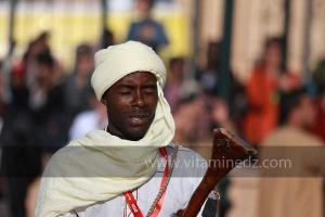 Noujoum Choubbaniya Lil Folklore, Naama, Parade de clôture de Tlemcen capitale de la culture islamique 2011 (21/04/2012)