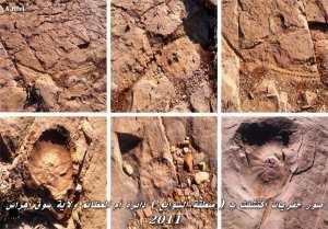 اكتشاف حفريات ديناصور بأم العظائم ولاية سوق اهراس