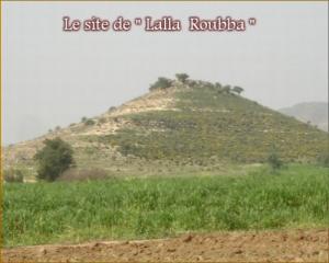 Le site de « Lalla Roubba »