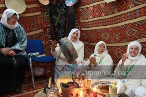Chants religieux (Madih) des Beni Snous