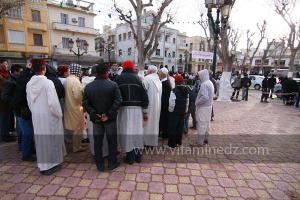 Place d\'Alger à Tlemcen, Festivités du Maoulid Ennabaoui, dans le cadre de Tlemcen, Capitale de la culture islamique, 04 février 2012