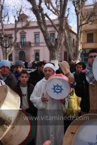 Festivités du Maoulid Ennabaoui, dans le cadre de Tlemcen, Capitale de la culture islamique, 04 février 2012