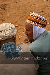 لباس تقليدي لمنطقة مستغانم