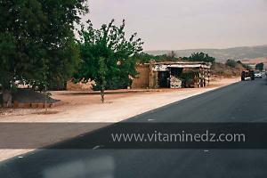 Marchands de Fruits et légumes à Sidi Khettab