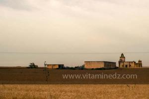 Sidi khettab, vieille ferme