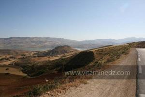 Commune de Lahlaf (El Alef), située au bord du Oued Rhiou, Relizane.