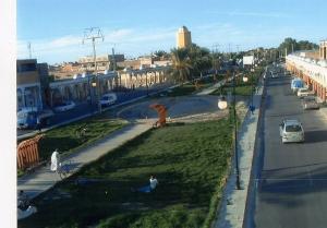 Guémar :Avenue principale
