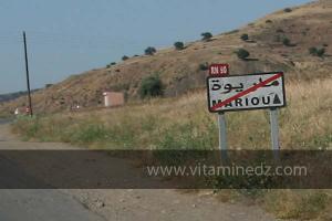 Village de Mariwa, commune de Ain Tarik