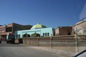 Mosquée à Ain Tarik, ex Guillaumet, wilaya de Relizane