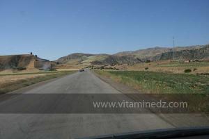 Commune de Had Echkala, wilaya de Relizene