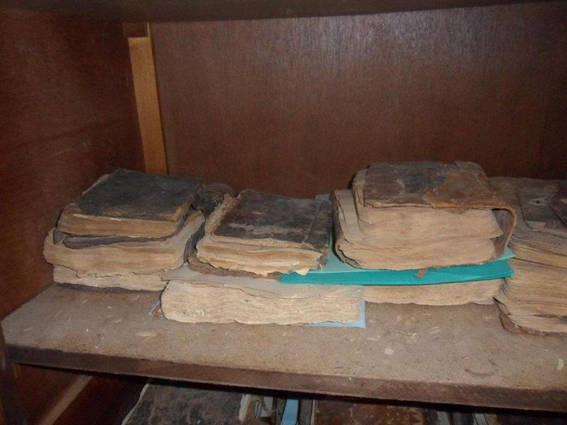Manuscrits anciens de la Zaouia Bekria de Tamentit, adrar
