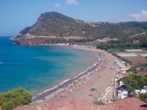 Littoral de la wilaya de Chlef: la c�te conserve sa beaut� naturelle