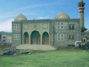 مسجد النور-سيدي مزغيش