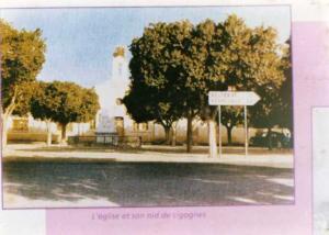 Oued-el-Djemaa avant l'indépendance....