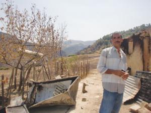 Souk Ahras - Les agriculteurs ruinés par le feu: L'enfer du décor