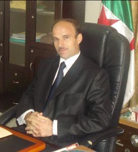 رئيس المجلس الشعبي البلدي لبلدية وادي سقان