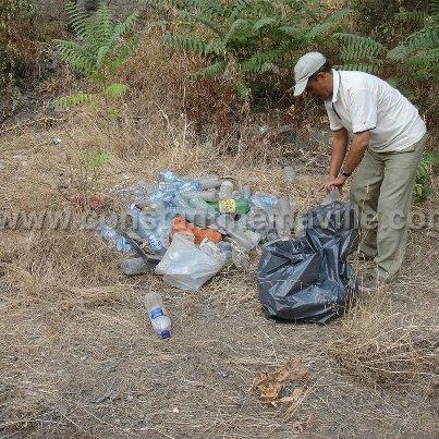 Algérie - La bouteille d'eau minérale en plastique...un fléau pour l'environnement