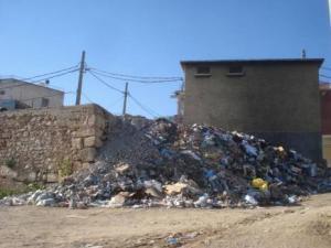 Incivisme à Guelma: L'antique muraille sous les ordures