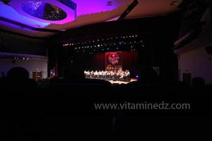 L\'association musicale Nassim En Andalous d\'Oran � la 6� �dition du Festival de musique Hawzi � Tlemcen.