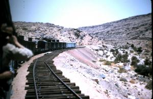 TRAIN BECHAR ORAN