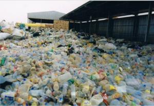 les photos de mon entreprise de ramassage de produits plastiques