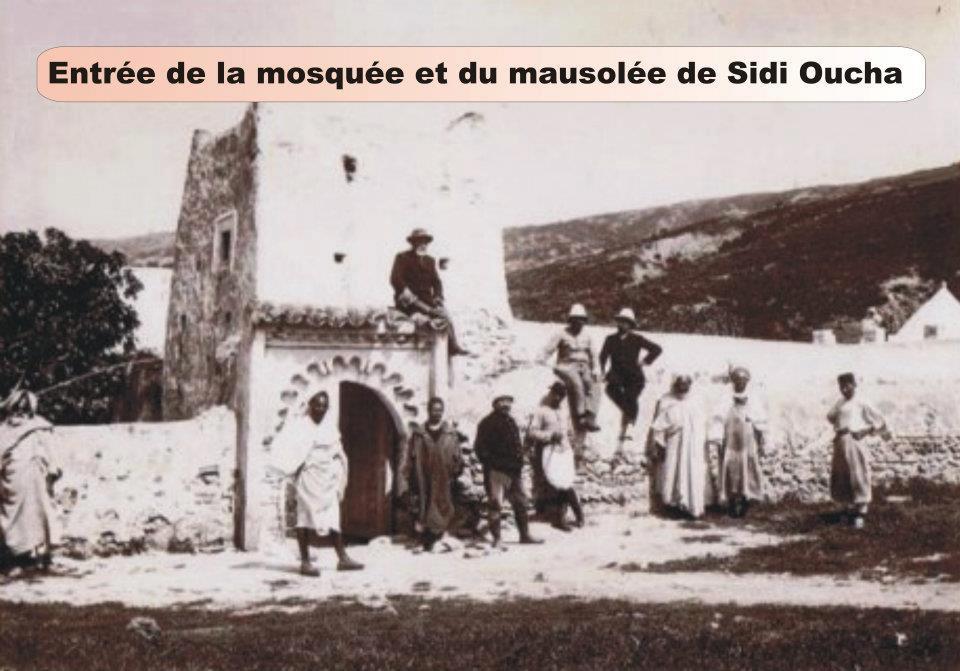 Mosquée et Mausolé de Sidna Youchaa
