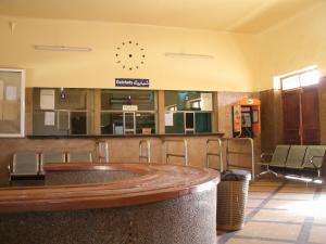 La gare de Khemis Miliana