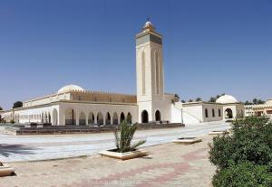 La mosquée de Sidi Okba