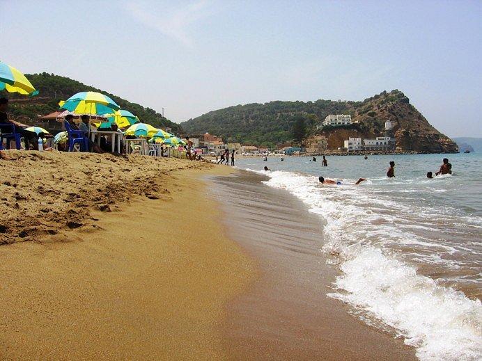 la plage de beni saf (ain temouchent) 11718-la-plage-du-puits-beni-saf