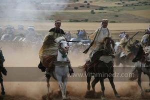Waada Al Jebliya à Abid, Commune de Ain El Hdid (ex Martimprey), Wilaya de Tiaret