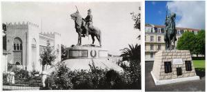 Monument aux morts, ou Monument au 2e chasseurs d'Afrique de Tlemcen à Thierville-sur-Meuse